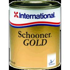 International Schooner Gold 0.75 liter