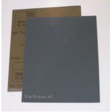 3M Schuurpapier Wet or Dry 1000