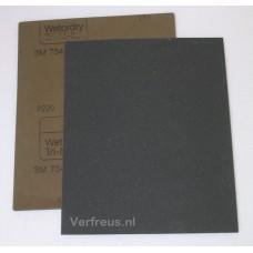3M Schuurpapier Wet or Dry 220
