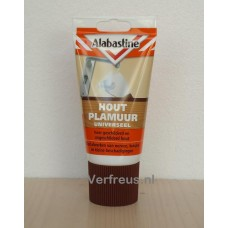 Alabastine Houtplamuur Universeel Tube 250 gram