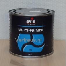 Avis Multiprimer grijs 0.5 liter