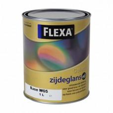 Flexa Zijdeglans Alkyd ED 1 liter op Kleur