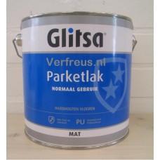 Glitsa Parketlak Mat 2.5 liter