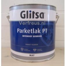 Glitsa Parketlak PT Mat 2,5 liter