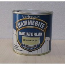 Hammerite Radiatorlak 0.25 liter