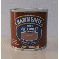 Hammerite anti roest grondverf 0.25 liter