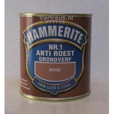 Hammerite anti roest grondverf 0.5 liter