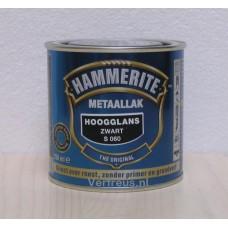 Hammerite hoogglans 0.25 liter