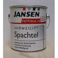 Jansen Ahrweilit Lakplamuur 2500 gram