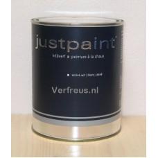 Justpaint Krijtverf antiek wit 0,25 liter