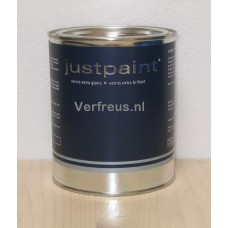 Justpaint Vernis extra glans 0.75 liter