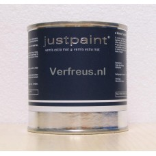 Justpaint Vernis extra mat 0.25 liter
