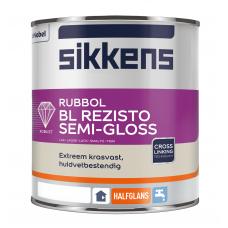Sikkens Rubbol BL Rezisto Semi- Gloss 1 liter