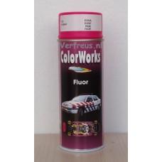 Spuitbus Fluor Roze