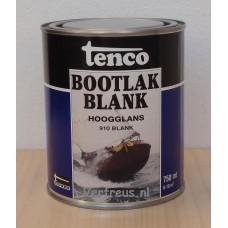 Tenco Bootlak Blank 0.75 liter