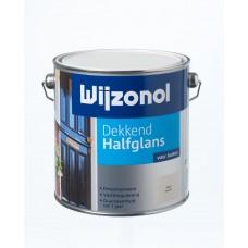 Wijzonol Halfglans Dekkend 2,5 liter