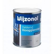 Wijzonol Hoogglans Dekkend 0,75 liter