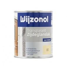 Wijzonol Zijdeglans Transparant 0,75 liter