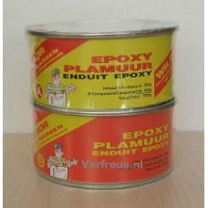 Wilsor 2K Epoxy Plamuur 1000 gram