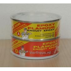 Wilsor 2K Epoxy Plamuur 400 gram